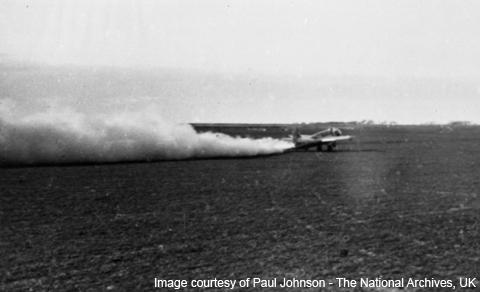 """Взлёт """"летающего примуса"""" He-176"""