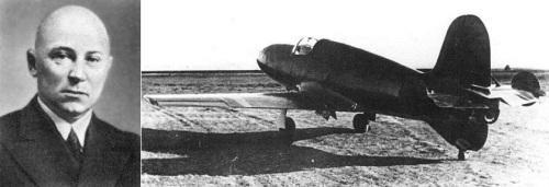 Борис Кудрин - первый испытатель БИ-1 (осень 1941 года)