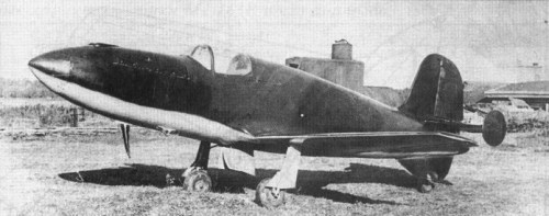БИ-1 - первый в мире реактивный истребитель