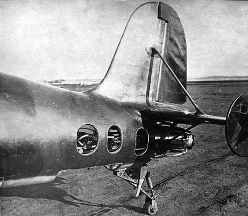 Двигатель Д-1А мог развивать максимальную тягу в 1100 кгс