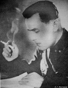 Андрей Костиков - директор Реактивного Института