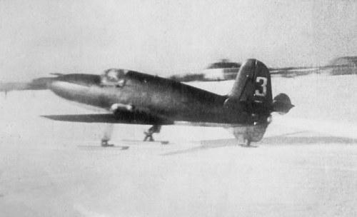 БИ-3 взлетает...