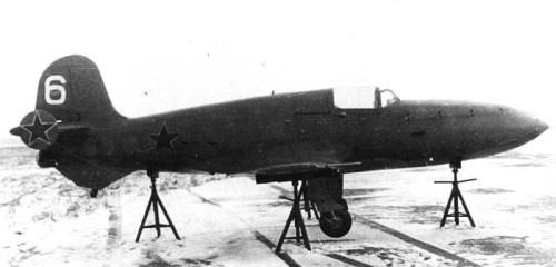 БИ-6 на испытаниях в Москве